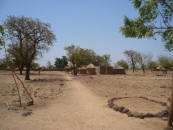 Dorf in Burkina Faso